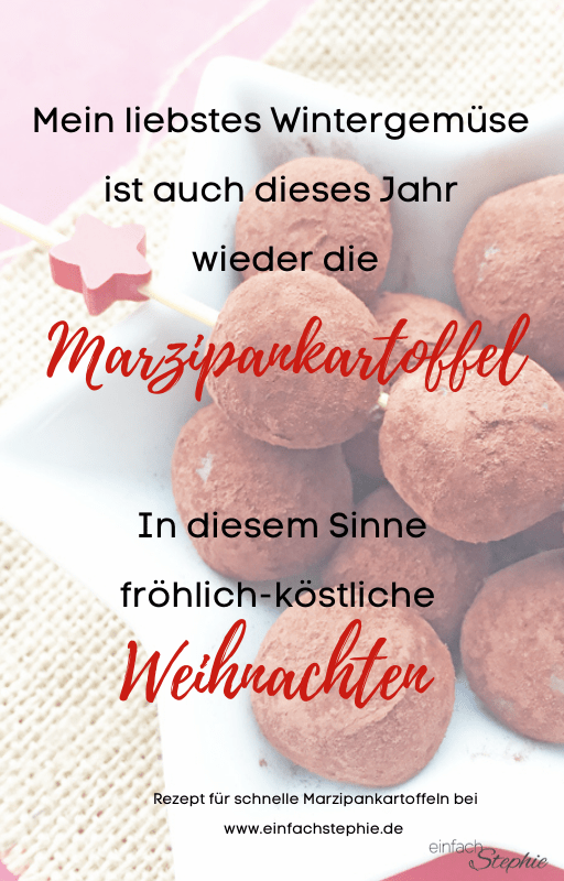 WhatsApp Weihnachtsgrüße Weihnachtskarte 2020 kostenloser Download. Marzipankartoffeln