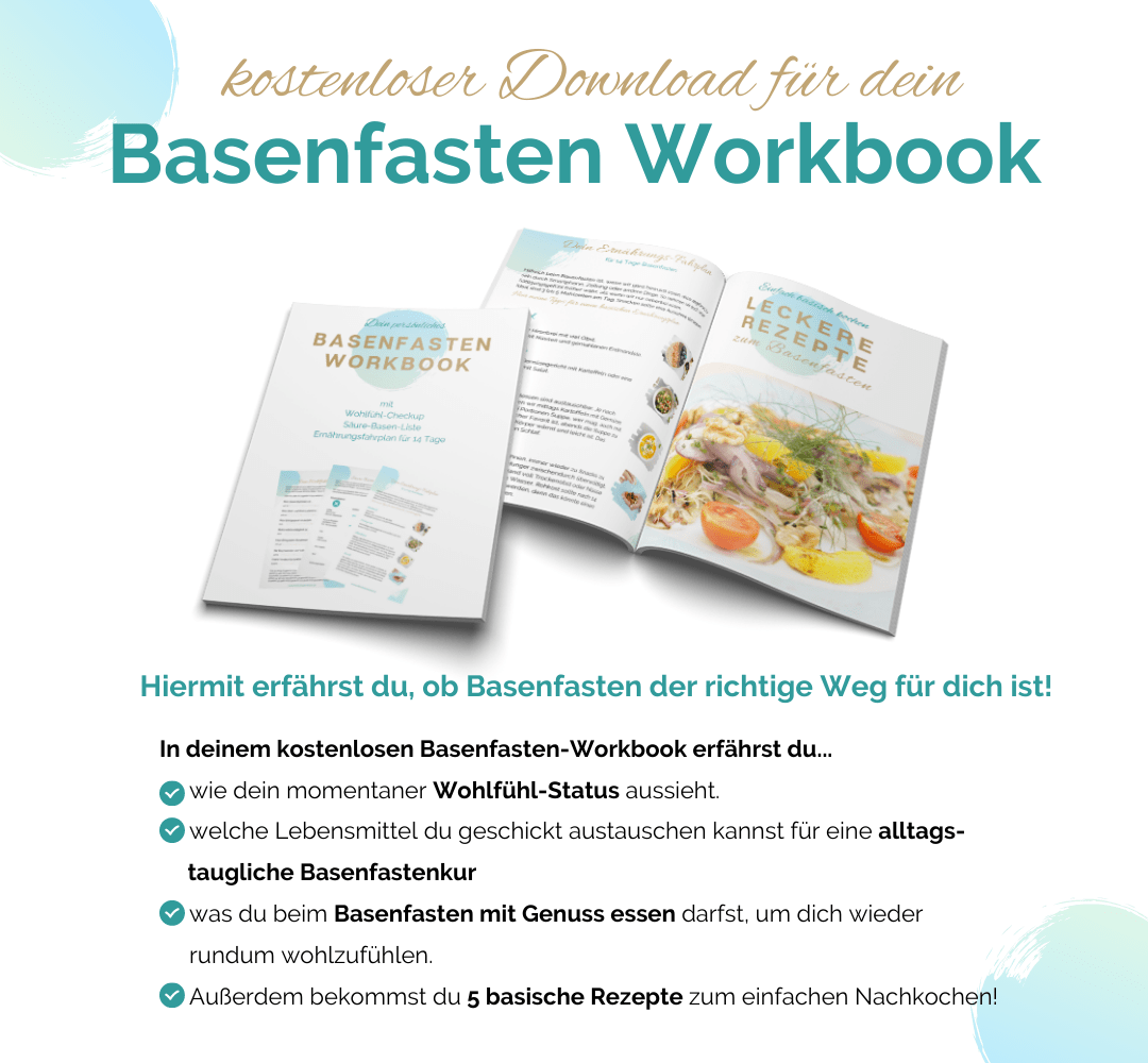 Basenfasten Workbook kostenloser Download von einfachbasenfasten.de